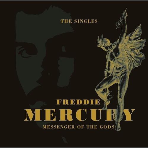 mercury freddie singles messenger of the gods cd x 2 novo