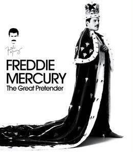 mercury freddie the great pretender dvd nuevo