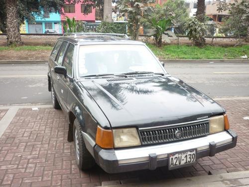 mercury lynx gs 1987-dual (glp-gasolina)