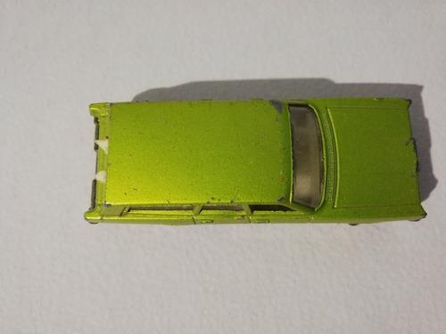 mercury matchbox lesney