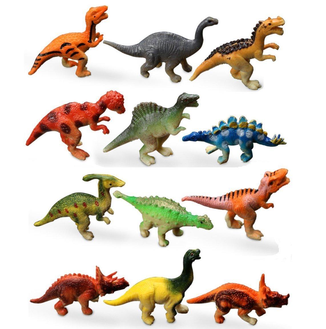 Mercury Mini Dinosaurs Dinosaurios Juguete Surtidos