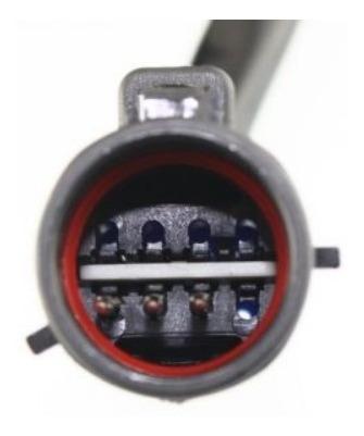 mercury sable 2000 - 2005 espejo derecho electrico