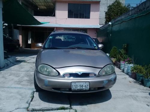 mercury vagoneta, modelo 1996