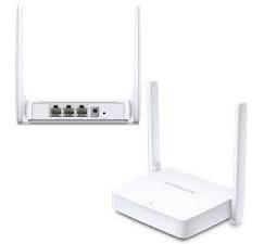 mercusys mw301r, router inalámbrico wifi n de 300mbps
