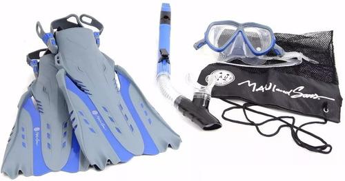 mergulho completo kit