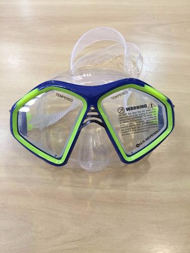 mergulho mascara, kit