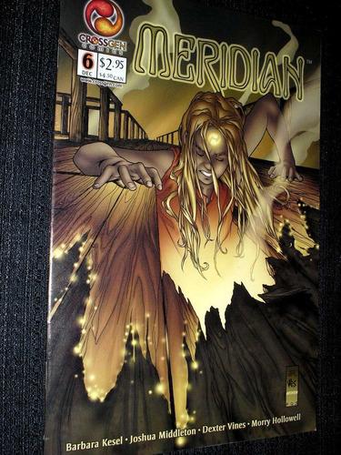 meridian nº 6 - edição importada - heroishq