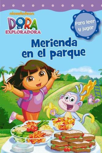 merienda en el parque(libro infantil)