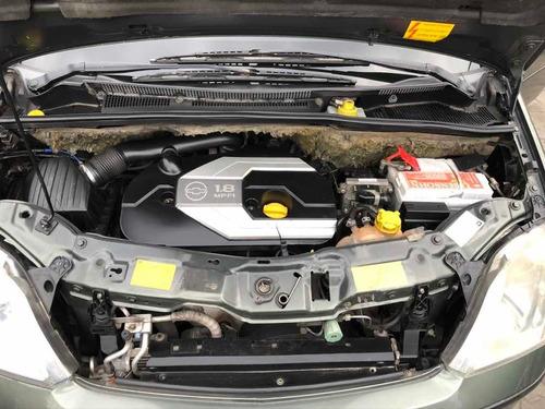 meriva 1.8 gls gnc 2011 $410.000