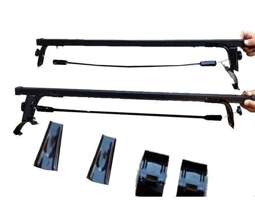 meriva  - barras portaequipajes exclusivas p/modelo