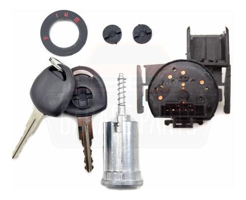 meriva corsa 02/ montana - kit cilindro ignição + comutador