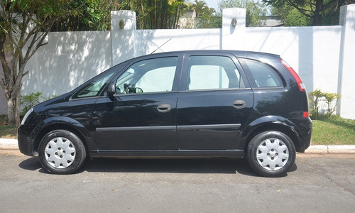 meriva joy 2008  1.8 - excelente estado - flex