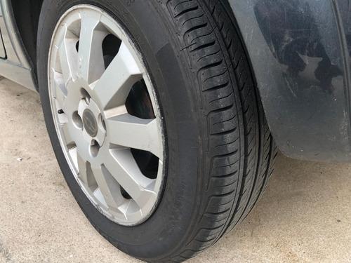 meriva maxx 1.8 2008 cinza 4 pneus novos revisada original