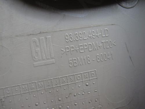 meriva,acab coluna central cinto regulagem lado dir - gm806