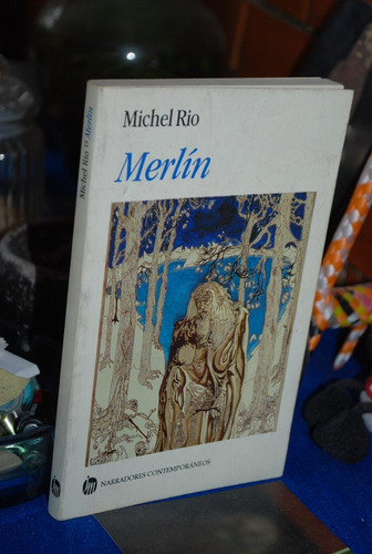 merlin michel rio edit joaquin mortiz, 1995 pag 153 paginas