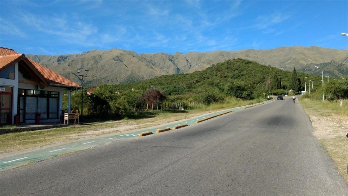 merlo barranca colorada - lote de 800 mts av libertador