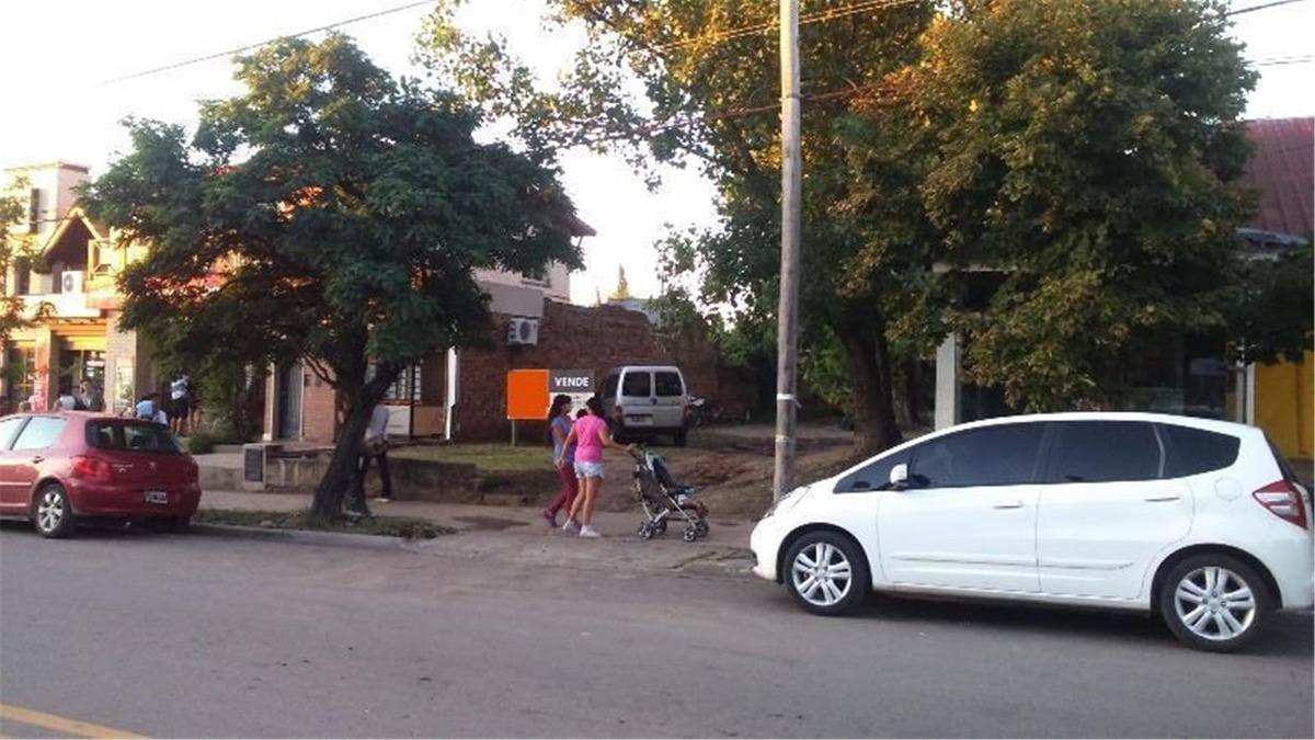 merlo - ultimo lote sobre avenida del sol - renta asegurada
