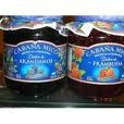 mermelada de frambuesas cabaña mico frasco de 454grs