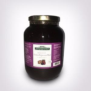 mermelada de frutos rojos y miel - 3,8 kg