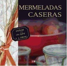 mermeladas caseras(libro gastronomía y cocina)
