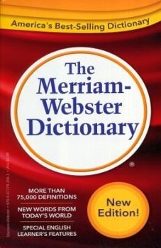 merriam webster's diccionario ingles-ingles '16 ie
