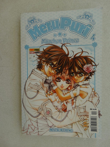 meru puri nº 4! panini setembro 2006!
