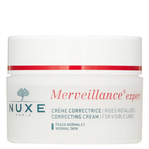 merveillance expert correcting cream nuxe paris - 50ml