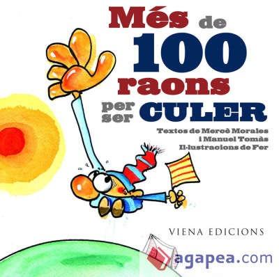 més de 100 raons per ser culer(libro )
