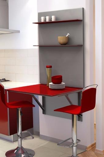 Mesa abatible para cocina s 399 00 en mercado libre - Mesas de cocina abatibles ...