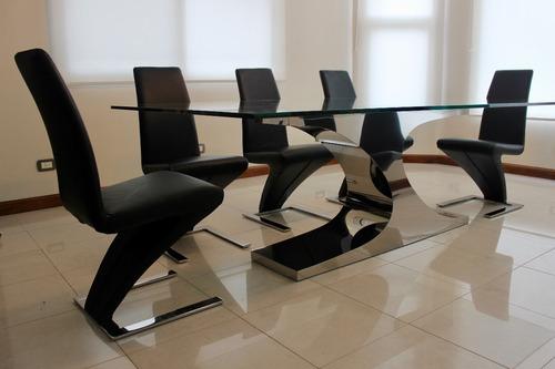 mesa acero inoxidable seventy original
