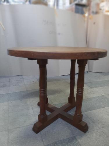 mesa algarrobo usada