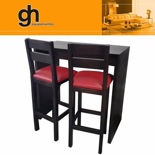 Mesa alta barra pasaplatos p cocina en gh - Mesas cocina altas ...