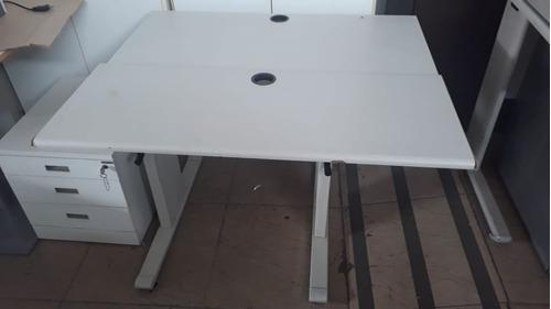 mesa - altura com regulagem  - mesa com ajuste de altura