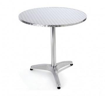 mesa aluminio exterior,