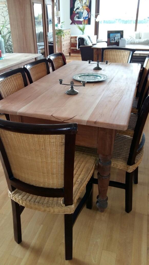 Mesas De Comedor Antiguas Restauradas. Trendy Perfect Antigedades ...