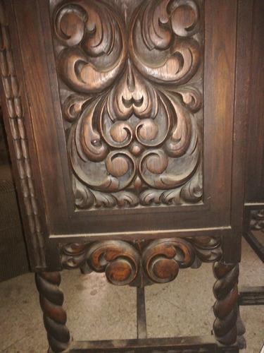 mesa antigua española mueble antiguo