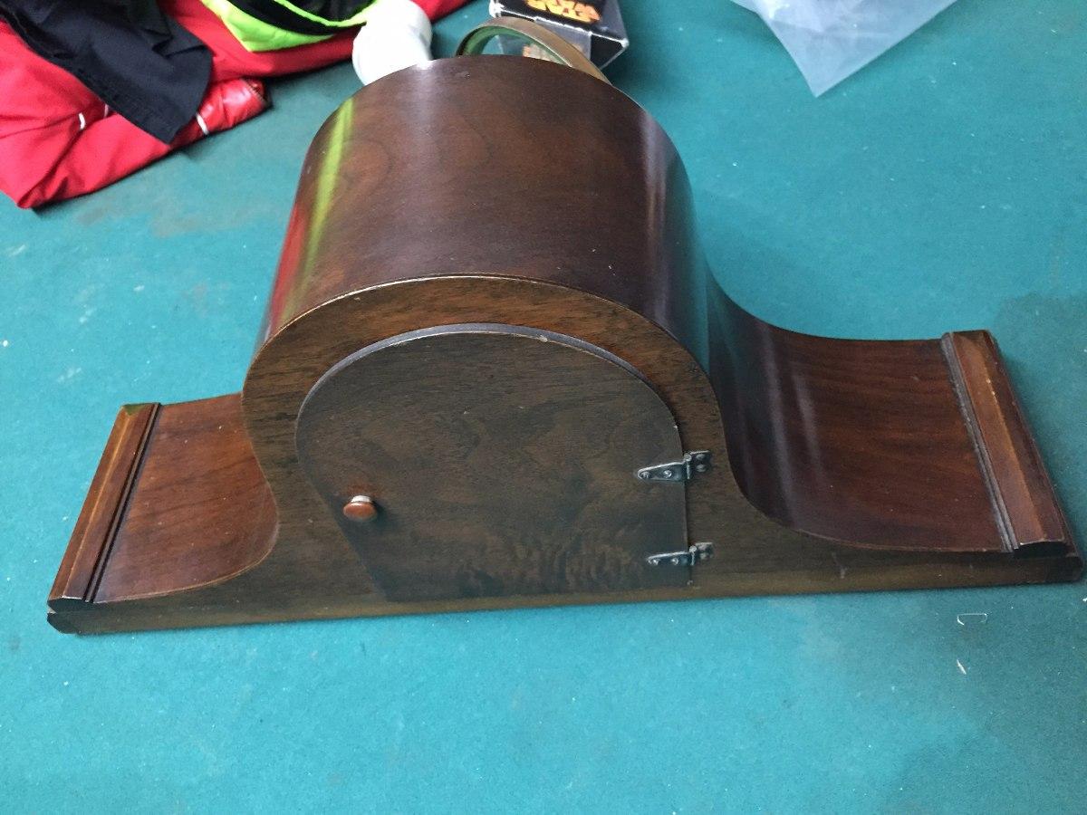 Reloj de mesa o chimenea antiguo dos cuerdas seth thomas - Relojes antiguos de mesa ...