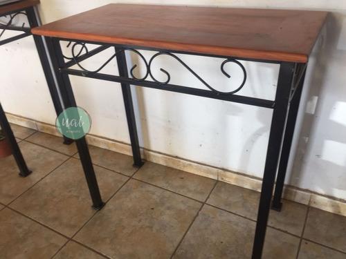 mesa aparador madeira demolição peroba rosa rústico