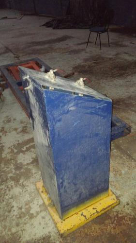 mesa automotiva pneumática