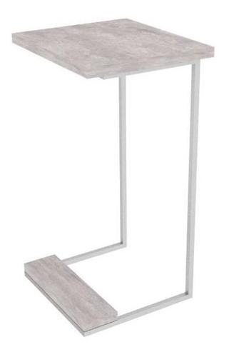 mesa auxiliar - concreto