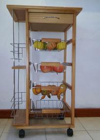 Mesa Auxiliar Cocina Azulejos - Hogar, Muebles y Jardín en Mercado ...