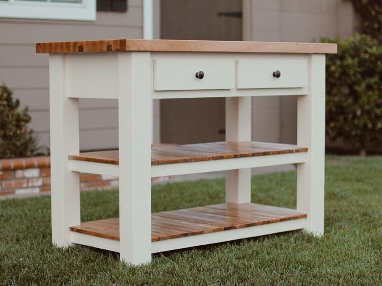 Mesa auxiliar de cocina mesa de arrime mesa auxiliar mesa for Mesa auxiliar cocina con ruedas