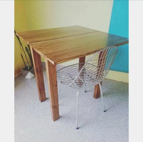 mesa auxiliar para cocina plegable a5