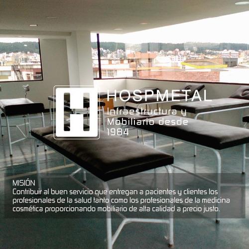 mesa auxiliar para cosmetologia - camilla cosmetologica