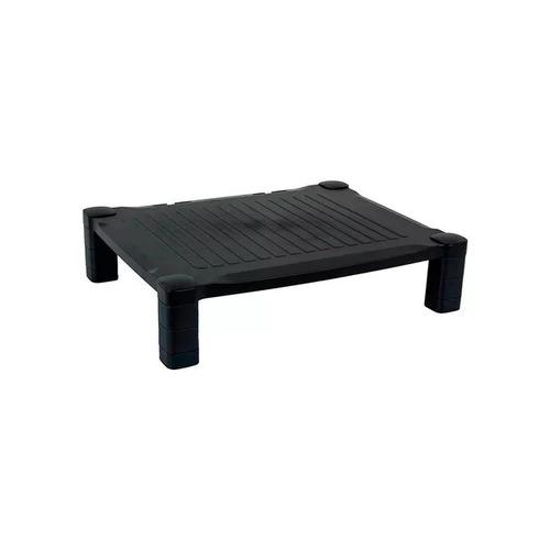 mesa auxiliar para portátil, negra