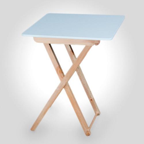 mesa auxiliar plegable pino dko designdko desi