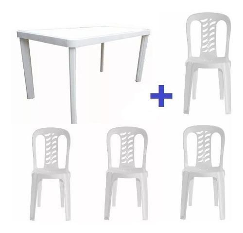 mesa bali jardin mas 4 sillas bistro garden life kromo-s