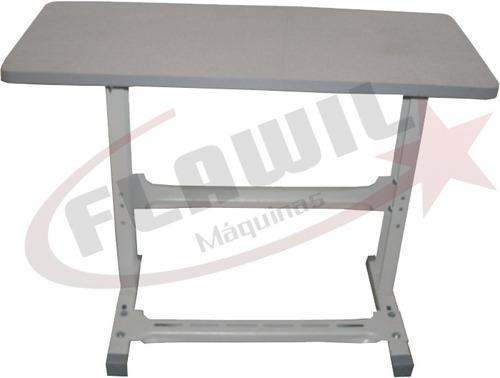 mesa bancada para galoneira semi industrial colarete flawil