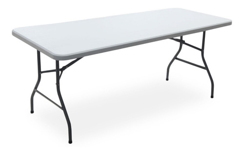 mesa banquetera banquetes eventos reforzada 180*75*74