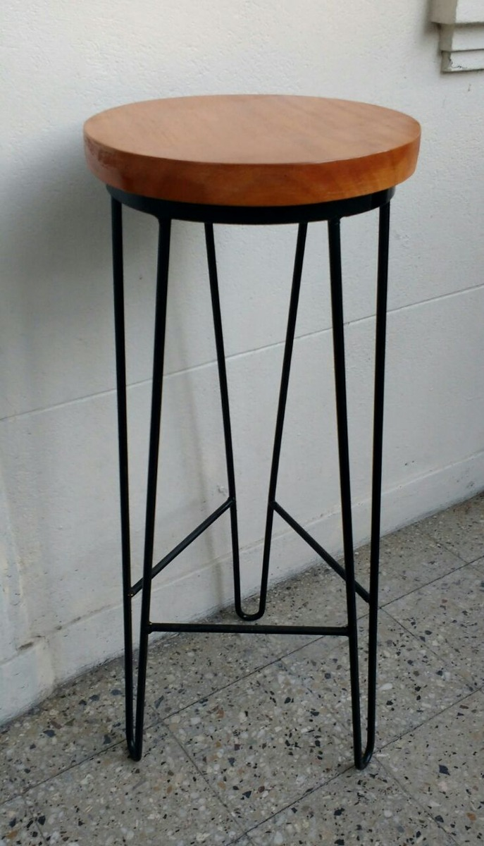 Barra de madera para bar barras de madera para cocina for Mesa colgante para balcon